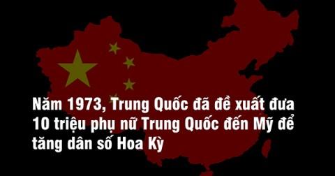 12 điều 'khủng khiếp' về Trung Quốc có thể bạn chưa biết