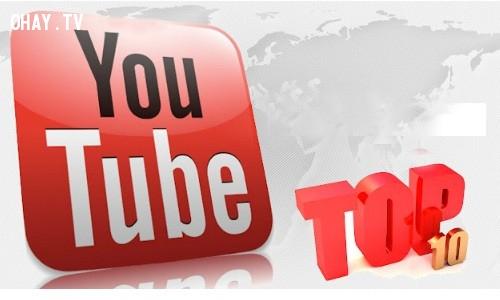 Tìm trên youtube những đoạn video đứng top và nghe nó tối thiểu vài phút