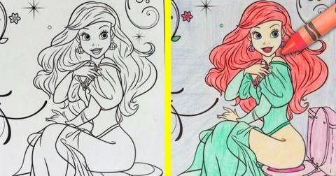 Hài hước những bức tranh chế lại nhân vật trong phim hoạt hình