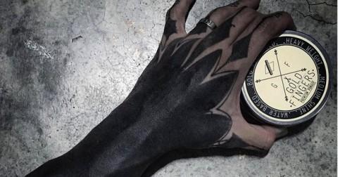 Xăm đen - Trào lưu mới nổi