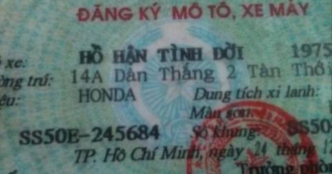 Những cái tên độc đáo chỉ có ở Việt Nam