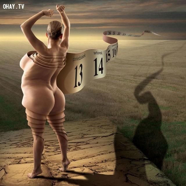 2. Chúng ta đang béo lên ngày từng ngày.,ảnh minh họa,tranh minh họa,mặt trái của xã hội,Igor Morski,xã hội ngày nay
