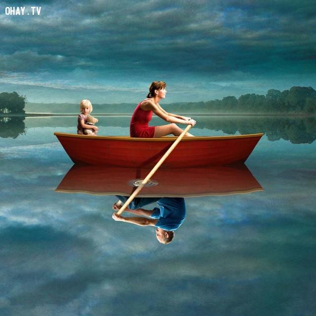 1. Vai trò của một bà mẹ đơn thân, vừa phải làm cha, vừa phải làm mẹ.,ảnh minh họa,tranh minh họa,mặt trái của xã hội,Igor Morski,xã hội ngày nay