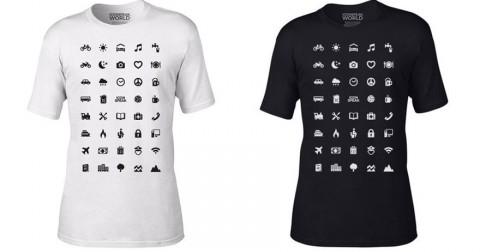 Xuất hiện chiếc áo thun giúp ai mù ngoại ngữ giao tiếp với bất cứ quốc gia nào trên thế giới