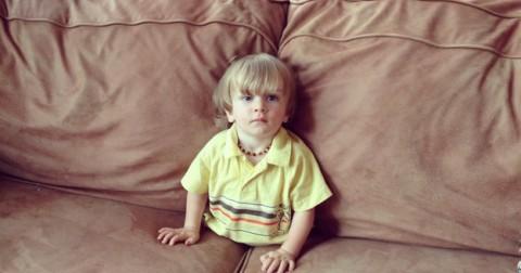 12 bức ảnh chưa bao giờ hết hài hước về trẻ em