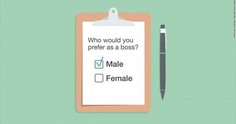 Là nữ, bạn thích làm việc với sếp nam hay nữ?