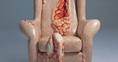 12 chiếc ghế cực kì 'kinh dị' mà bạn phải thử ngồi một lần trong đời