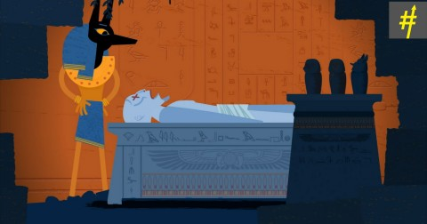 Người Ai Cập cổ đại ướp xác như thế nào?