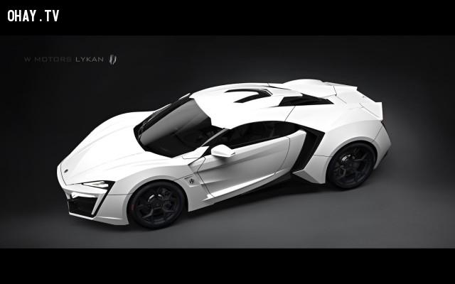 Top 10 siêu xe đắt nhất thế giới  - Ohay TV