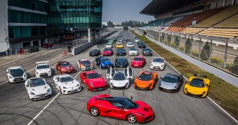 Top 10 siêu xe đắt nhất thế giới.