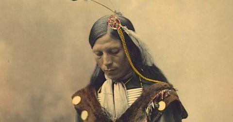 46 bức ảnh màu hiếm hoi về thổ dân Châu Mỹ từ thế kỷ 19 - Phần 1