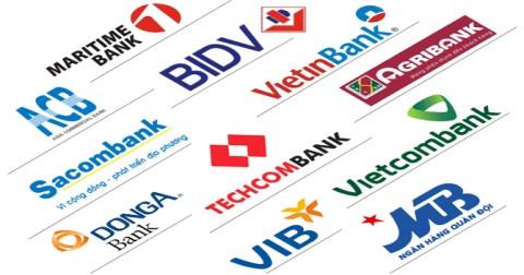 Bình chọn ngân hàng tốt nhất Việt Nam