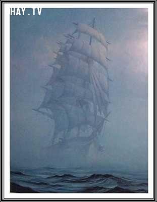 3. Lady Lovibond ,tàu ma,bí ẩn chưa có lời giải