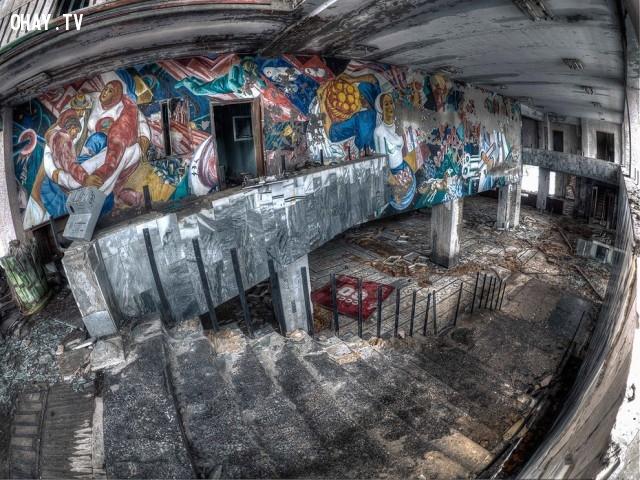 ,thảm họa chernobyl,nhà máy nguyên tử,khám phá