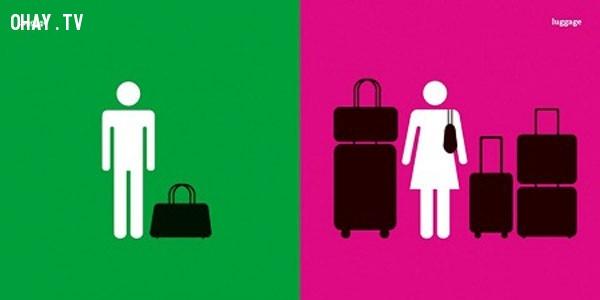 ,đàn ông,phụ nữ,sự khác nhau