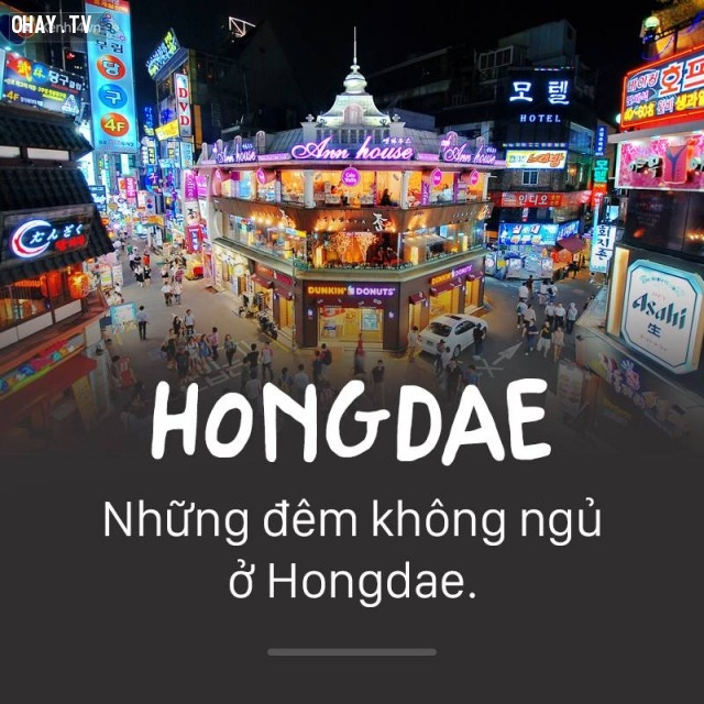Hongdea,Hàn Quốc,địa danh nổi tiếng,cảnh đẹp ở hàn quốc