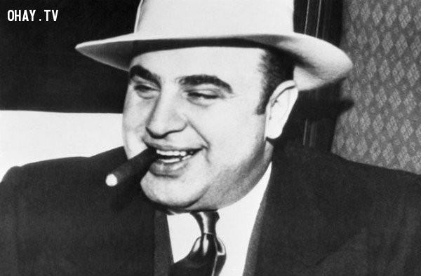 Al Capone ($ 1,3 tỷ),