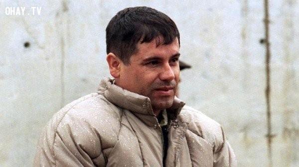 Joaquín Guzmán ($ 1 tỷ USD),