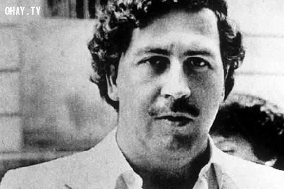 Pablo Escobar ($ 30 tỷ),