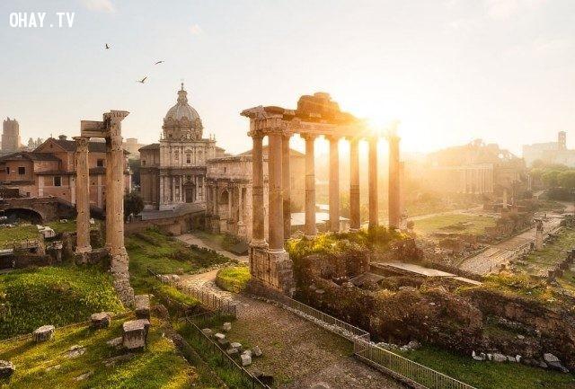 Rome, Italy,bình minh,thế giới,tuyệt,đẹp,ảnh