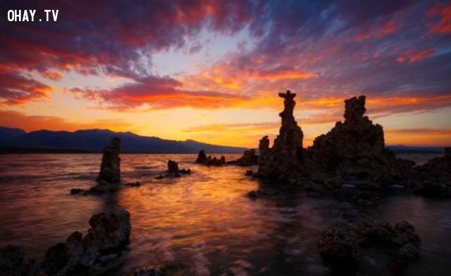 Mono Lake, United States,bình minh,thế giới,tuyệt,đẹp,ảnh
