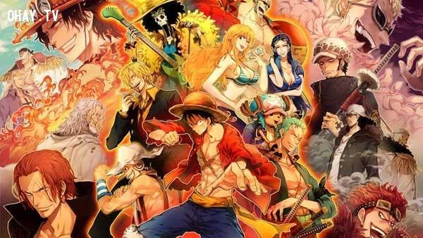One Piece ,