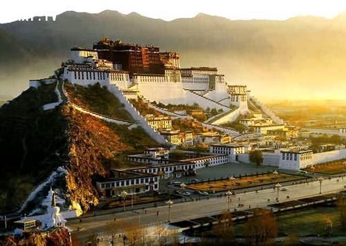 Tây Tạng- Vẻ đẹp huyền bí,Tây Tạng