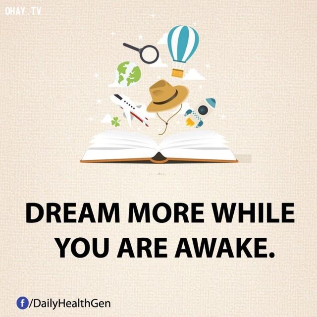 Can đảm mơ những giấc mơ lớn,khỏe mạnh,hạnh phúc,hình ảnh,mỗi ngày