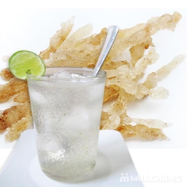 6.Mủ trôm,thức uống mùa hè,thức uống thanh nhiệt,thức uống đẹp da,pha chế thức uống đơn giản