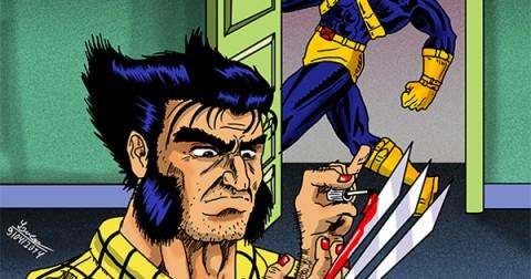 Khi các siêu anh hùng không bận giải cứu thế giới