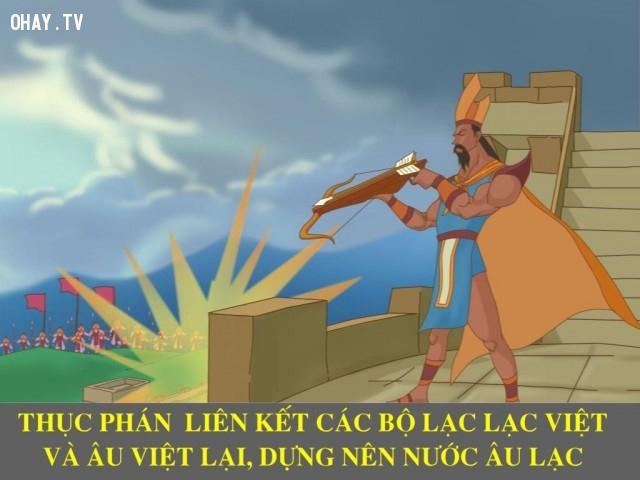 3. Âu Lạc - Tên nước ta thời vua An Dương Vương,tên nước,quốc hiệu,ý nghĩa