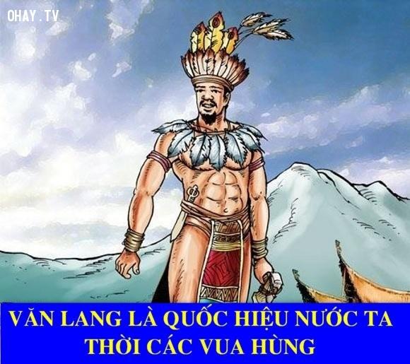 2. Văn Lang - Tên nước ta thời các Vua Hùng,tên nước,quốc hiệu,ý nghĩa
