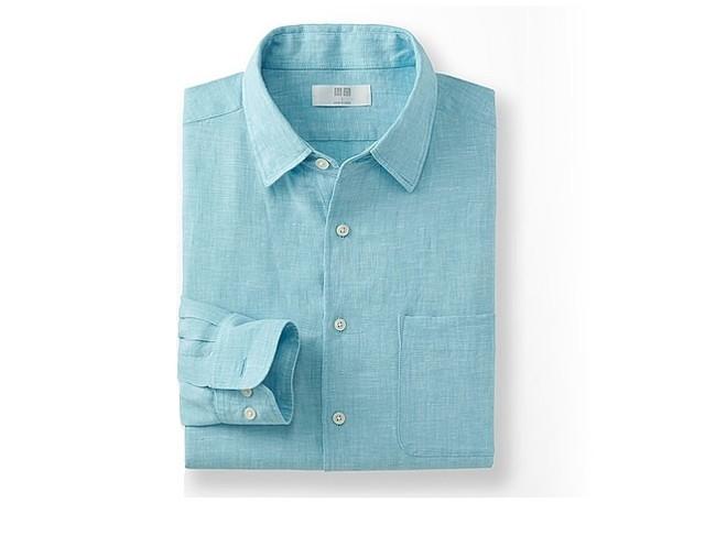 4. Về chất liệu: Hãy bắt đầu sử dụng vải linen,trang phục ngày hè,nam