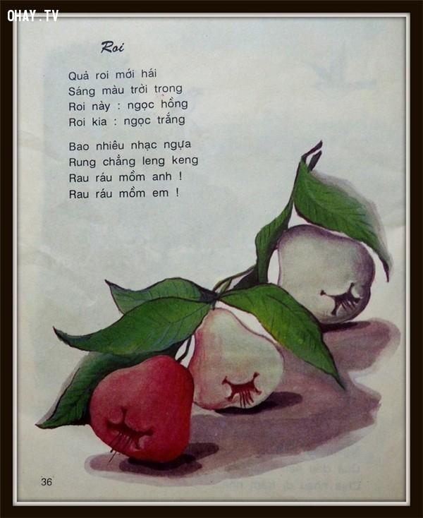 Roi,trang sách,8x 7x,ngày thơ
