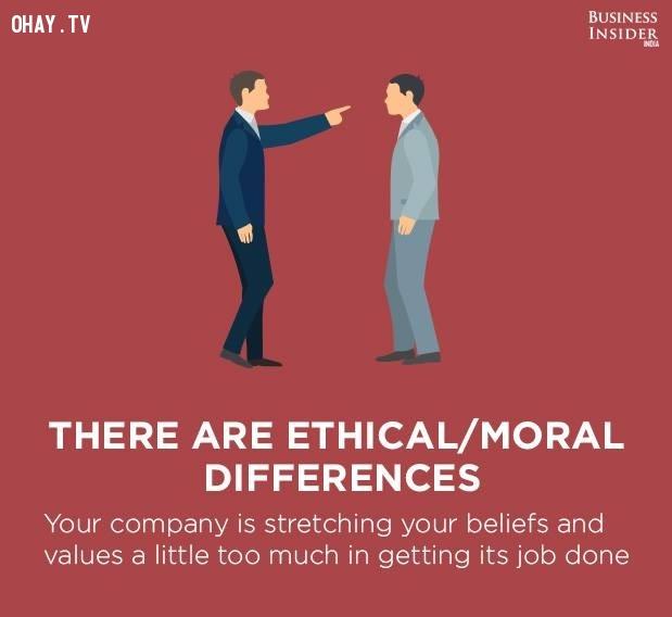 7. Sự khác biệt về đạo đức,công việc nhàm chán,sự hài lòng với công việc,mức độ hài lòng với công việc,công việc không phù hợp