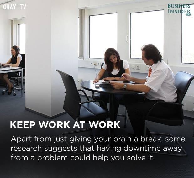 7. Tiếp tục công việc tại nơi làm việc,tập trung,phân tâm,khả năng tập trung,cách làm việc tập trung