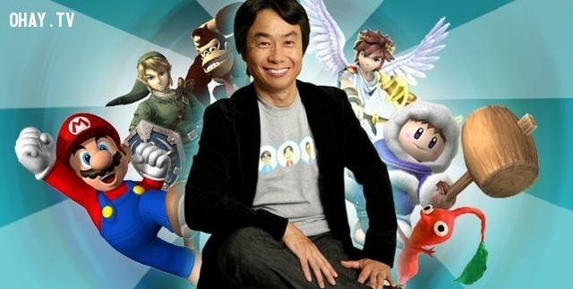 1) Shigeru Miyamoto: Phân tích thế giới xung quanh,làm thế nào để thông minh hơn,thông minh hơn mỗi ngày,cuộc sống của các thiên tài,thay đổi bản thân