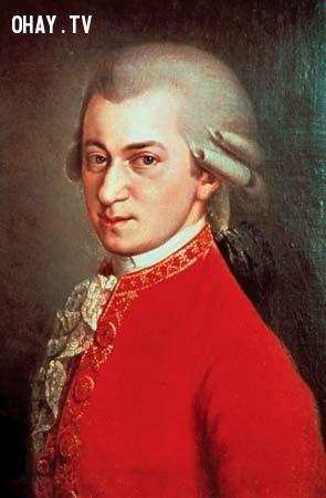 3) Amadeus Mozart: Lập kế hoạch,làm thế nào để thông minh hơn,thông minh hơn mỗi ngày,cuộc sống của các thiên tài,thay đổi bản thân