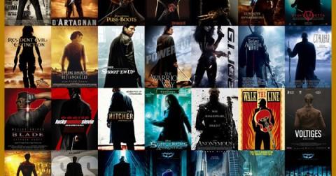 Những 'công thức' thiết kế poster phim quen thuộc