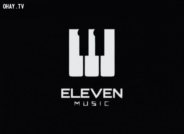 Số 11 hay phím đàn?,logo thông minh,logo sáng tạo,ý tưởng thiết kế,logo ý nghĩa