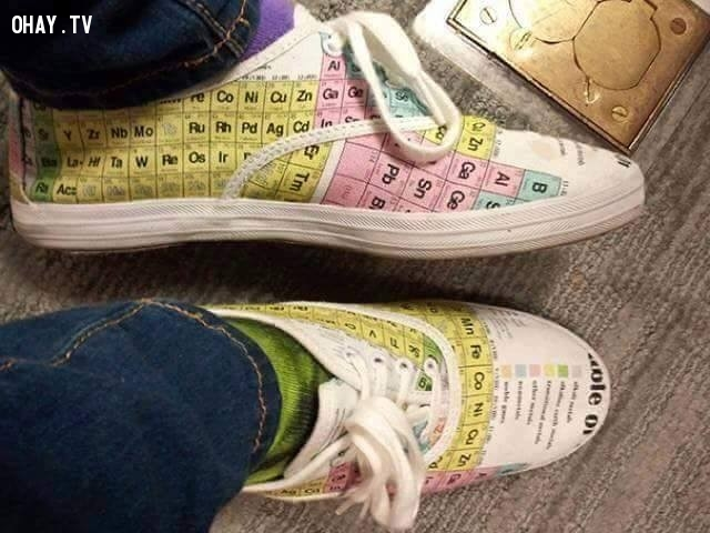 Mendeleev có lẽ không bao giờ ngờ tới...,quay cóp,quay bài,học sinh,thi cử