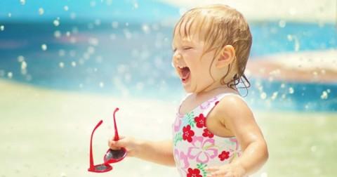 Các loại kem chống nắng lành tính, giá tốt chuyên dùng cho bé