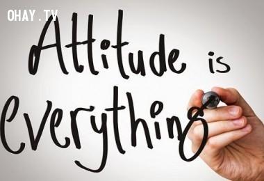 4. Chính thái độ của bạn mới là vấn đề…,Bài học cuộc sống từ Đức Phật,kinh nghiệm sống