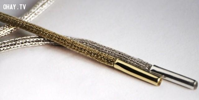 Bạn có biết miếng kim loại bịt đầu dây giày có tên là Aglet không?,sự thật thú vị,sự thật về chuối,những điều thú vị trong cuộc sống