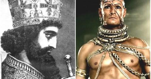 Khi những nhân vật lịch sử đóng phim, họ sẽ là ai?