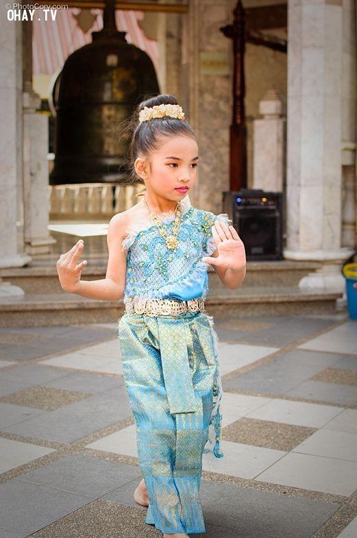 6. Sampot của Campuchia,trang phục truyền thống,việt nam,nhật bản,ấn độ,hàn quốc,đáng yêu,bé gái