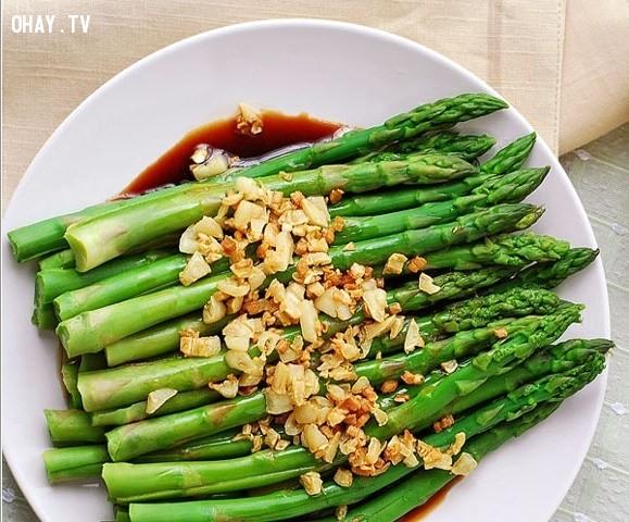 Măng tây,cách chữa trị bệnh tim mạch,thực phẩm tốt cho tim mạch,chăm sóc tim mạch