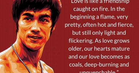 30 câu chiêm nghiệm đầy ý nghĩa về cuộc sống và võ thuật của Lí Tiểu Long