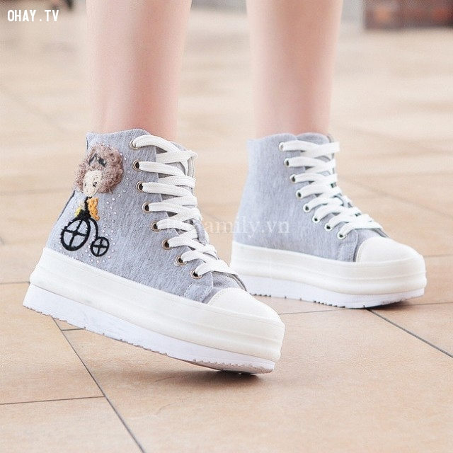"""Những đôi giày """"cute"""",tuổi 30"""