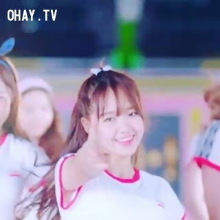 ,Chaeyeon,Somi,YooJung